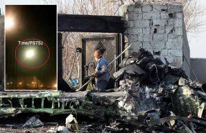VIDEO: Momento en que misil de Irán habría impactado avión donde murieron 176 personas