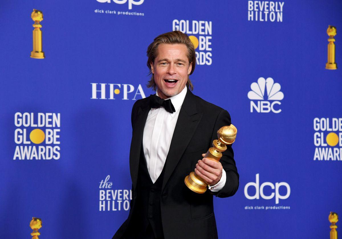 Brad Pitt ganó el premio al mejor Actor de Reparto.