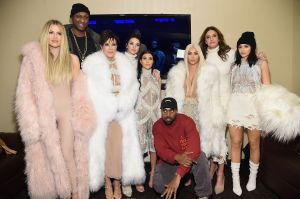 Descubre que Kardashian se planteó como objetivo de año nuevo bajar de peso