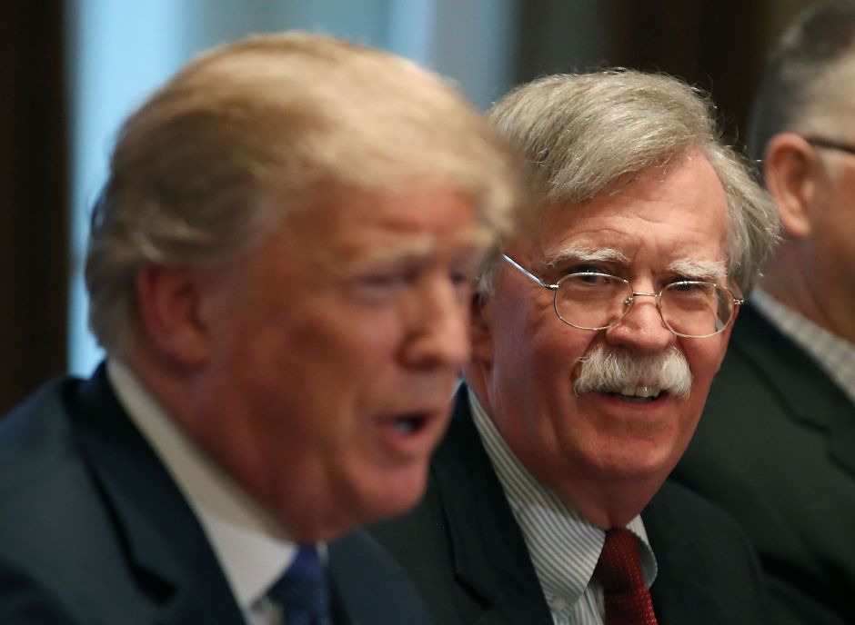 La Casa Blanca ha emitido una amenaza formal a John Bolton para evitar que publique un libro