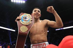 El mexicano Jaime Munguía cierra preparación para enfrentar a Gary O'Sullivan