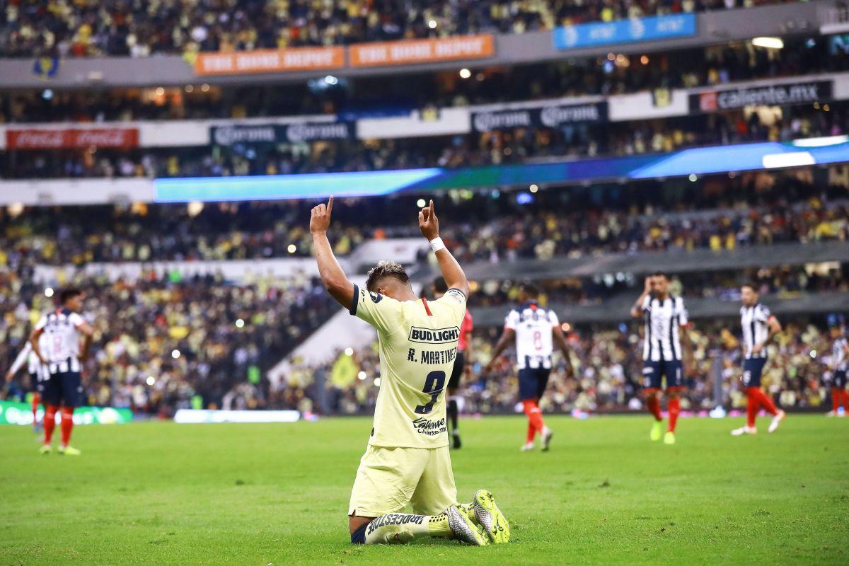 El futuro de Roger Martínez estaría en Estados Unidos.