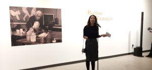 'La obra del mexicano Tamayo debe ser un orgullo': muestran piezas del reconocido pintor