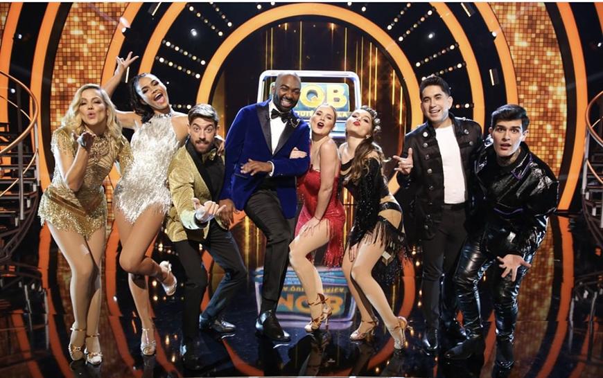 'Mira Quién Baila All Stars' arrasa con el rating en su primera gala