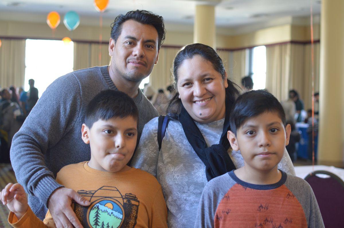 Las familias hispanas se beneficiarán con la información que se proveerá durante la INCLUDEnyc Fair.