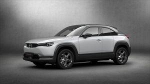 La potencia y alcance del Mazda MX-30 eléctrico.