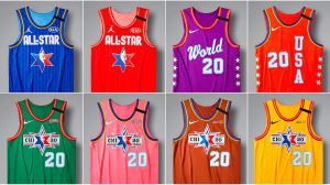 Nike presenta los uniformes del All Star NBA 2020 inspirados en los colores del transporte público de Chicago