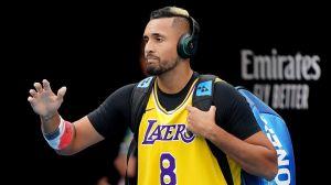 Tributo a Kobe desde el Australian Open