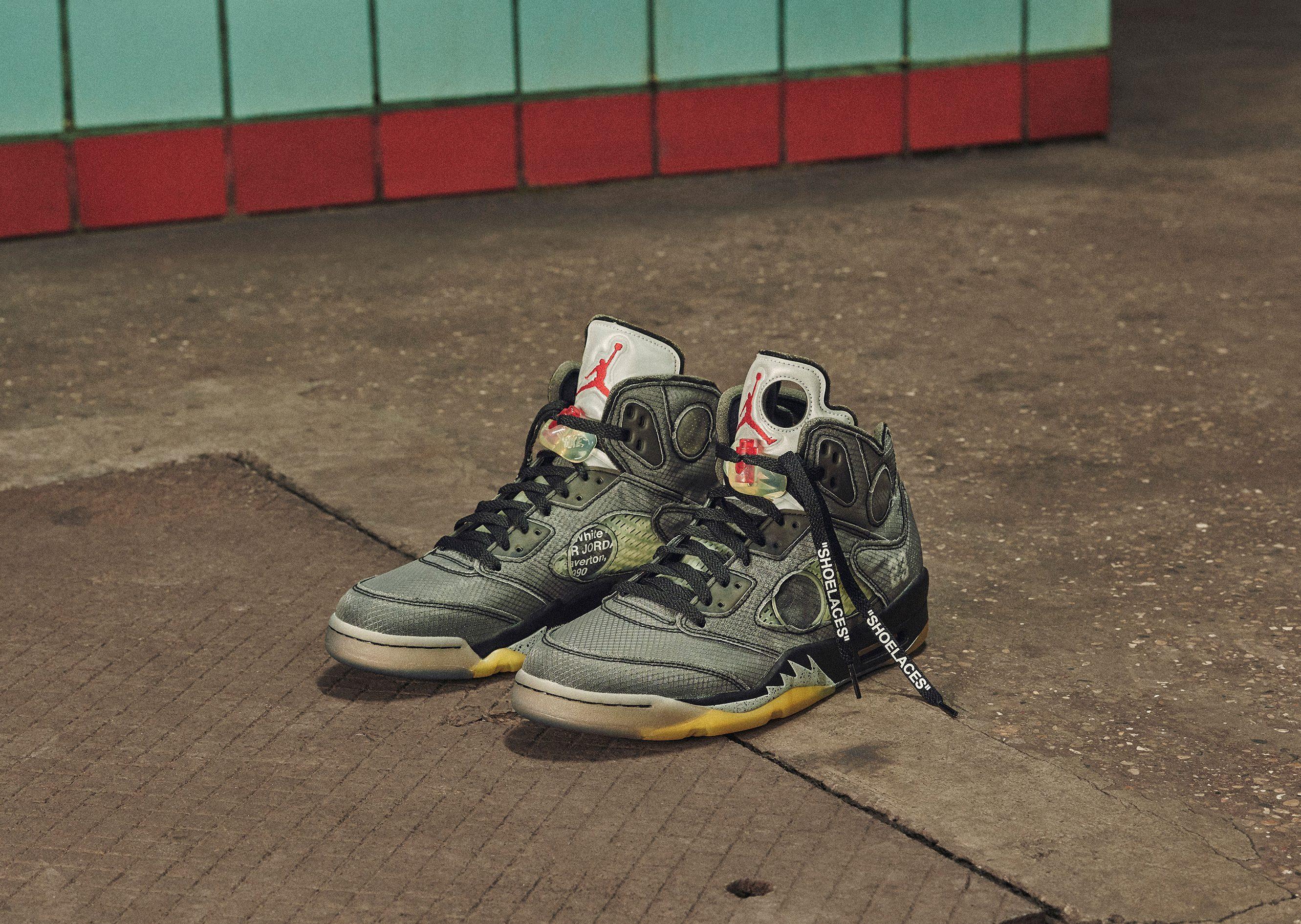 La colección incluye ropa y zapatillas. / Foto: Nike