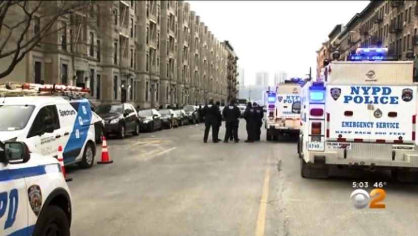 Tres hombres baleados a plena luz en Harlem: uno murió