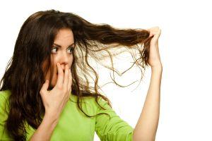 Los síntomas de un cabello dañado