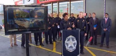 Plan contra el crimen listo para ser implementado en Dallas