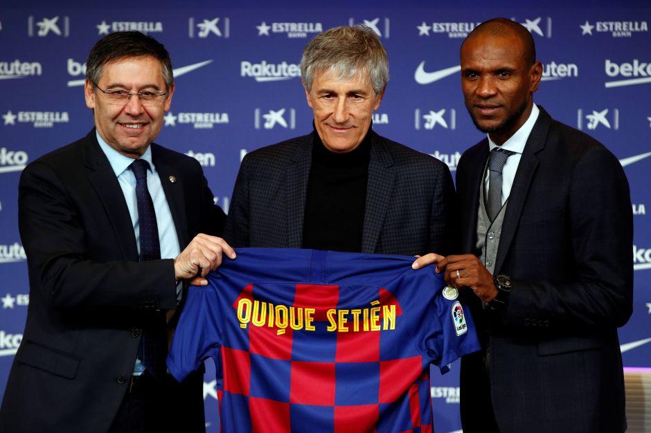 Nuevo general, mismo ariete. ¿Cuántos entrenadores han pasado en la era Messi?