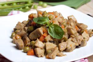 """El seitán, o """"carne vegetal"""", y los beneficios de este preparado a base de glúten"""