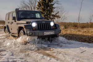 El nuevo Jeep Wrangler Gladiator North Edition hará que tu viaje de invierno sea menos aburrido