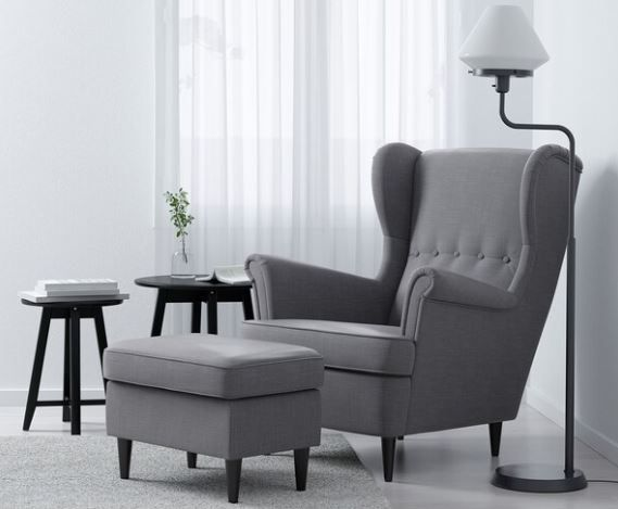 Los 5 sillones individuales de Ikea en los que te sentirás como todo un rey