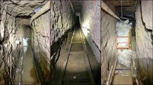 En fotos: El 'narcotúnel' más largo de la historia