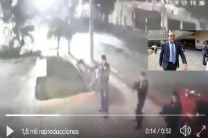 "VIDEO: Sicarios balean bar por no pagar ""cuota"", narco supera a gobierno de Cuauhtémoc Blanco"