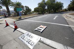 Un patrullero de Florida se detuvo a ayudar a un conductor. El hombre lo mató