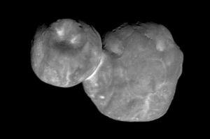 Arrokoth: la imagen de New Horizons destruye la principal teoría sobre cómo se formaron los planetas