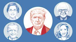 Elecciones 2020 en Estados Unidos: candidatos demócratas que compiten por enfrentarse a Trump