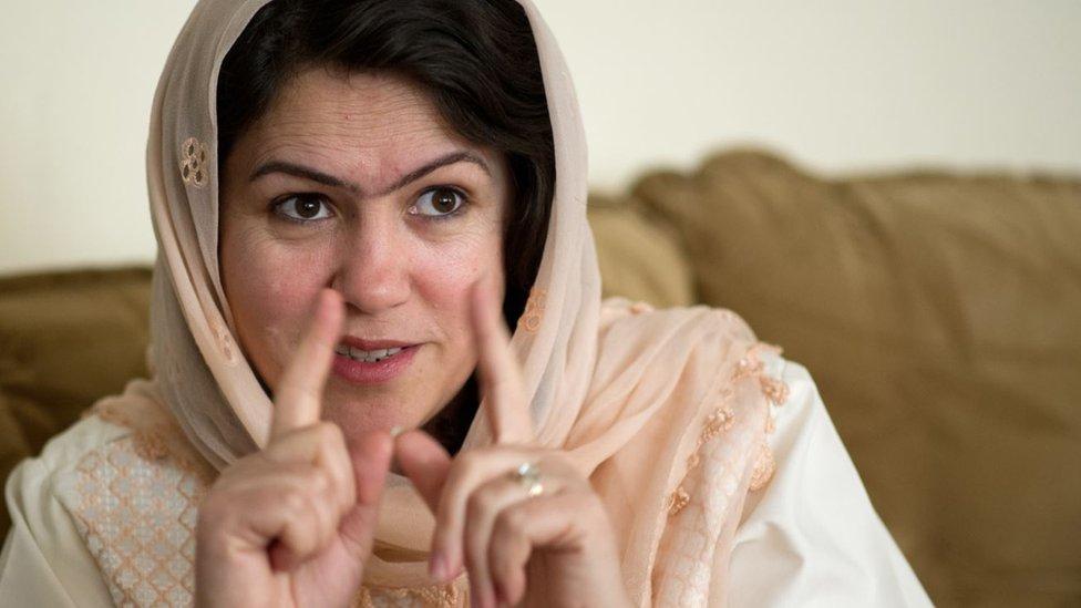 Acuerdo entre el Talibán y Estados Unidos: Fawzia Koofi, la mujer a la que los talibanes intentaron matar y luego negoció con ellos