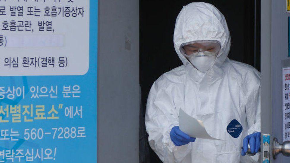 La paciente número 31 pudo haber contagiado a más de 1,000 personas en Corea del Sur