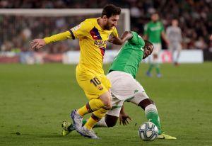 ¿Qué les dijo? Con un mensaje al medio tiempo, Lionel Messi influyó en la victoria de su equipo