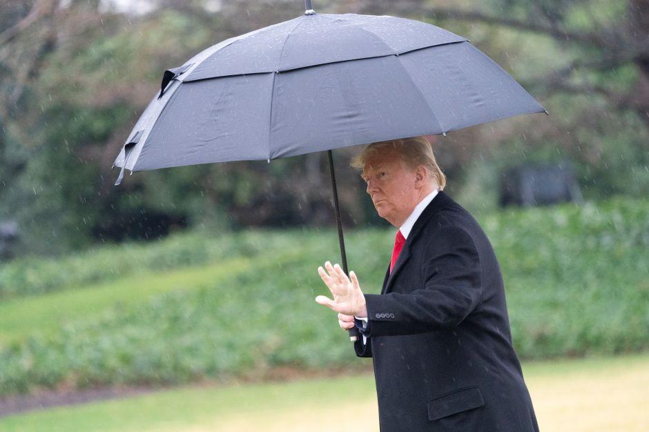 """Esta propuesta de Trump """"llega muerta"""" al Congreso, según demócratas"""