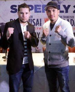 """Otra guerra se viene en el ring, la segunda parte del """"Gallo"""" Estrada ante Carlos Cuadras"""
