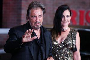 """Novia de Al Pacino, Meital Dohan, dice que lo deja por """"viejo y tacaño"""""""