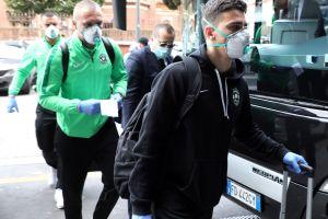 Por precaución ante el coronavirus: Confirman que el Inter de Milán vs. Ludogorets se jugará a puerta cerrada