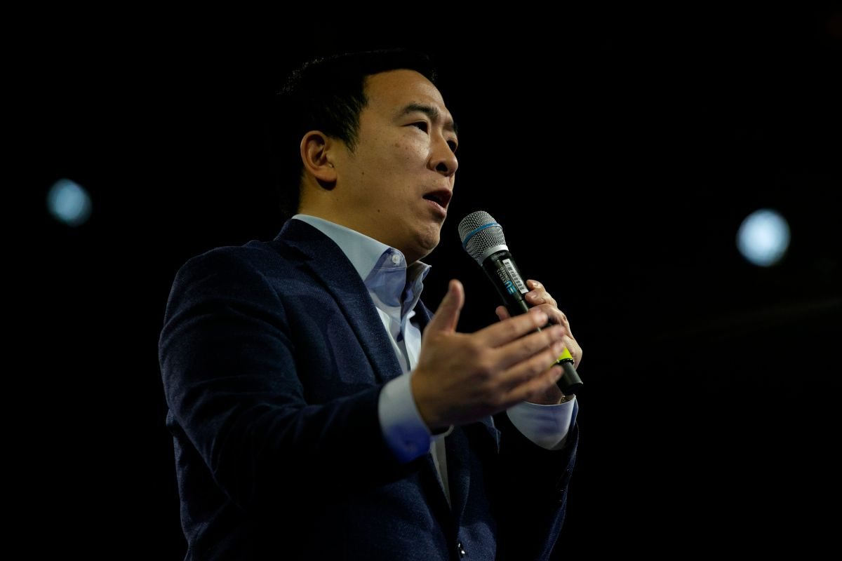 Ex aspirante presidencial Andrew Yang oficializó lanzamiento a Alcaldía de Nueva York