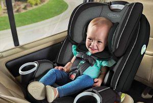 Los 5 mejores asientos de bebé para que viaje cómodo y seguro en el auto