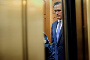 'Impeachment': Quién es Mitt Romney, el único republicano que votó para destituir al presidente