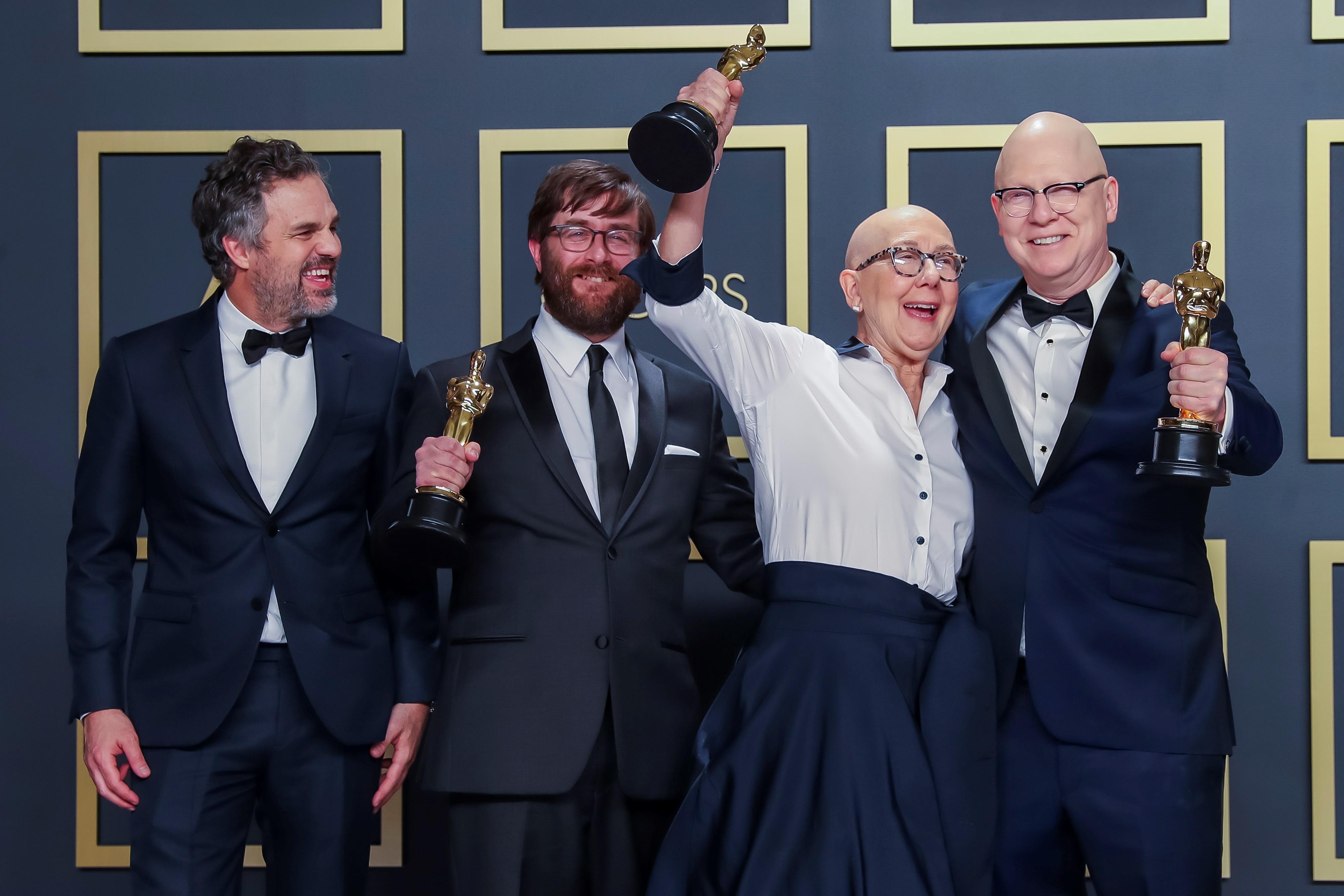 'American Factory' ganó el premio a Mejor Documental.