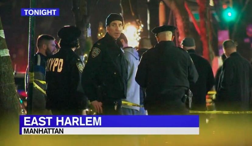 Tiroteo de adolescentes dejó un muerto frente a restaurante latino en Harlem