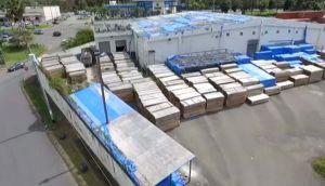 ¡Otro mas!, descubren segundo almacén con suministros para damnificados acumulados desde el huracán María en Puerto Rico