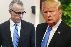 El exdirector adjunto del FBI Andrew McCabe no enfrentará acusaciones del Departamento de Justicia