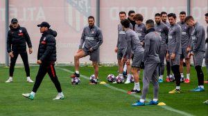 Sin 'HH' Atlético recibe a Liverpool en los octavos de la Champions