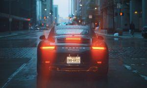 Así fue como se grabó 'The Heist', el espectacular spot de Porsche