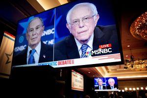 Sanders se coloca como demócrata favorito al liderar nueva encuesta en estados del supermartes