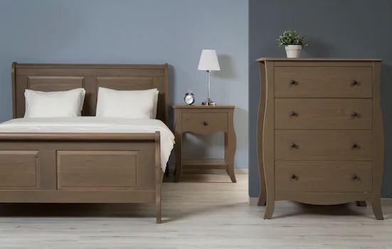 Duerme como rey con menos de $1,200 y arma tu cama completa con estos 5 infaltables de Ikea