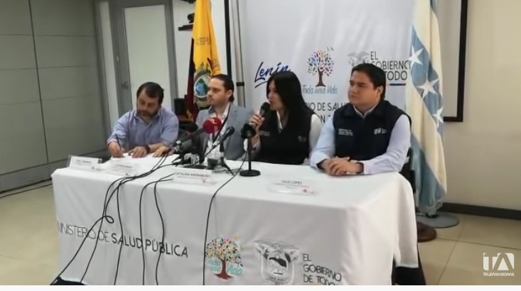 Ecuador confirma primer caso de coronavirus: anciana que llegó de España