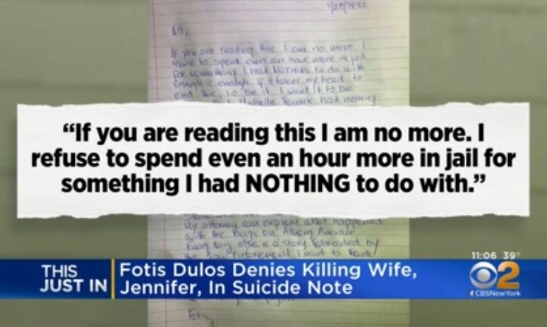 Revelan carta suicida: esposo proclama inocencia sobre madre desaparecida en Connecticut