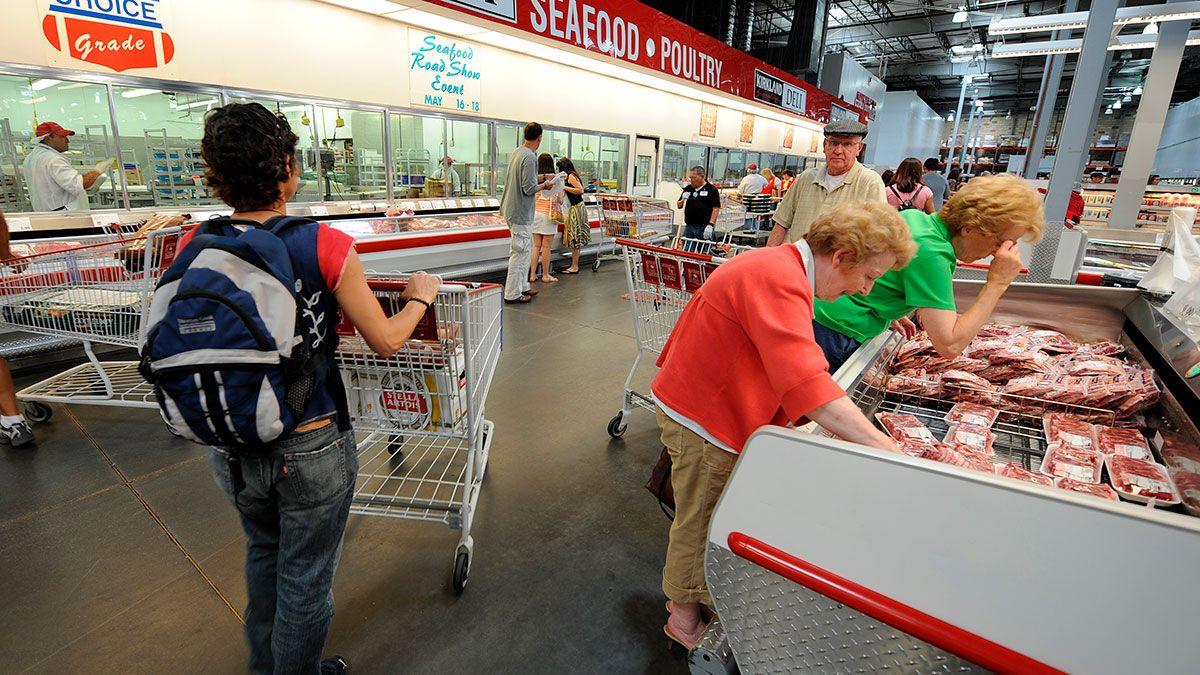Costco limita la compra de carne en sus supermercados