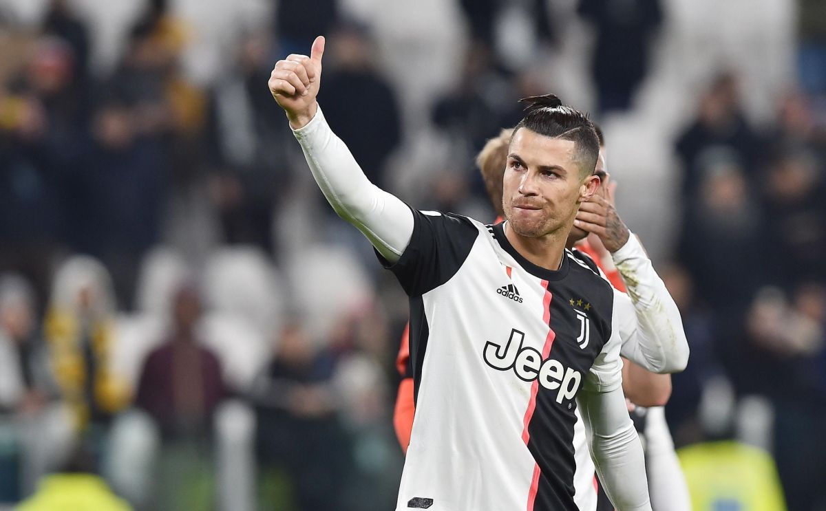 Cristiano Ronaldo a un paso de otro increíble récord en la Serie A que pertenece a Gabriel Batistuta