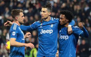 ¡Igualó récord histórico! Cristiano Ronaldo ya es uno de los jugadores con más partidos de la Serie A anotando de forma consecutiva