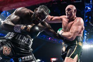 Andre Ward le recomienda a Deontay Wilder que no pelee nuevamente contra Fury