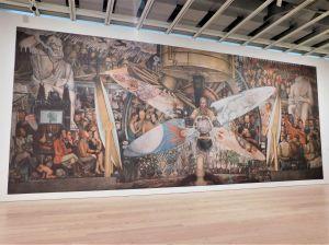 'Vida Americana' o de cómo los artistas pueden romper fronteras